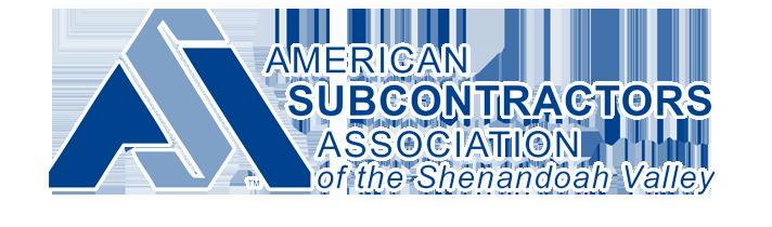 Shenandoah Valley American Subcontractors Association